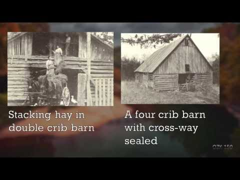 OZK 150: Introduction to Ozarks Studies - Lecture 6: Ozarks Vernacular Architecture and Art II