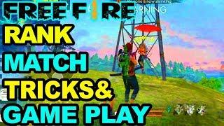 Free Fire Ranked Match Tricks tamil/Ranked match tricks tamil video/Rank match tamil tips