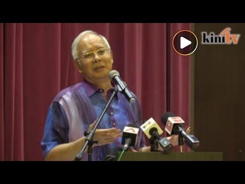 Najib luah rasa hati pada rakyat Pekan