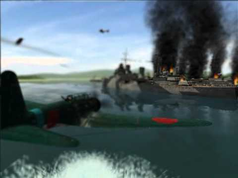 Attack on Pearl Harbor game trailer