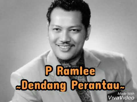 Lagu Raya P Ramlee Dendang Perantau Youtube