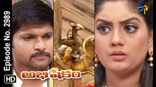 Abhishekam | 15th August 2018 | Full Episode No 2989 | ETV Telugu
