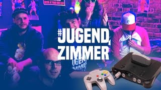 Jugendzimmer | Nintendo 64 Games: Mario Party 2, Super Smash Bros., International Superstar Soccer