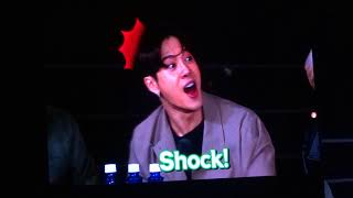 VCR #2 @ GOT7 2018 WORLD TOUR 'EYES ON YOU' IN L.A. PT 27/43
