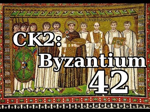 CK2: Byzantium - Episode 42 (Walk Like an Egyptian)