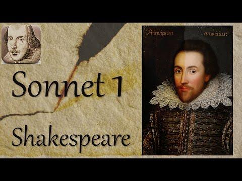 a plot summary of william shakespeares sonnet 18