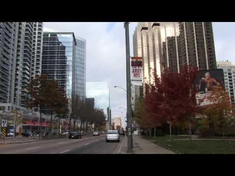 Прогулки по Торонто. North York
