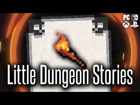 Little Dungeon Stories: The First 17 Minutes (No Commentary) |