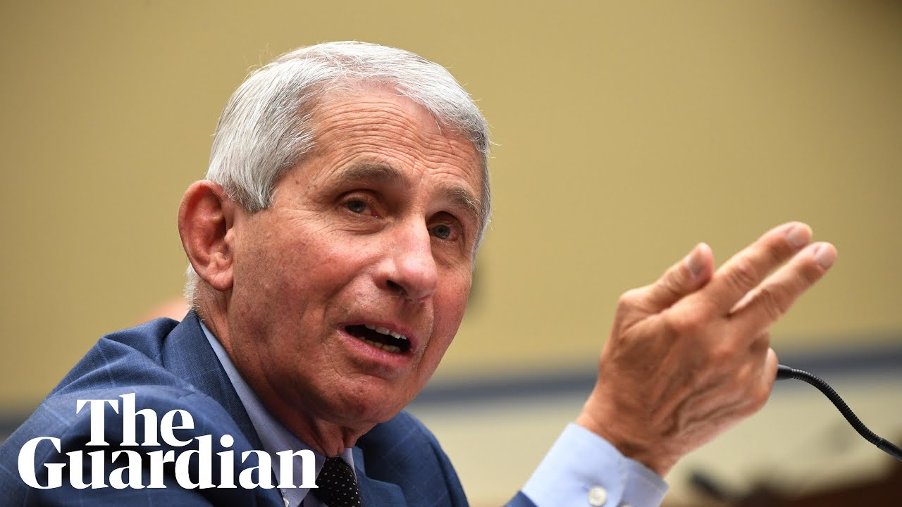 US Covid expert Dr Anthony Fauci praises Victoria's attitude towards mask-wearing