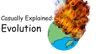 Casually Explained: Evolution