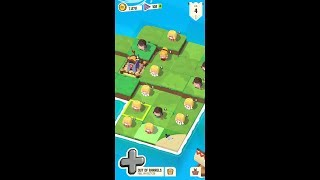Merge Stories (by Jelly Button Games) - casual game for android - gameplay.