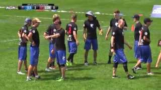 Seattle Sockeye vs London Clapham - 2014 US Open - Pool Play (M)