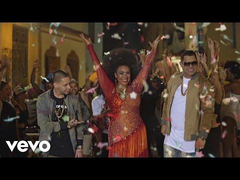 Aymee Nuviola - Bailando Todo Se Olvida ft. Baby Rasta y Gringo