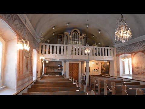 Orgelkonsert från Lidingö kyrka på Kyndelsmässodagen 2021