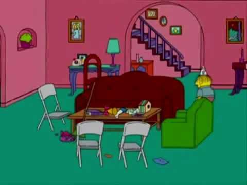Pato pato pato pato (Los Simpson) - 10 horas