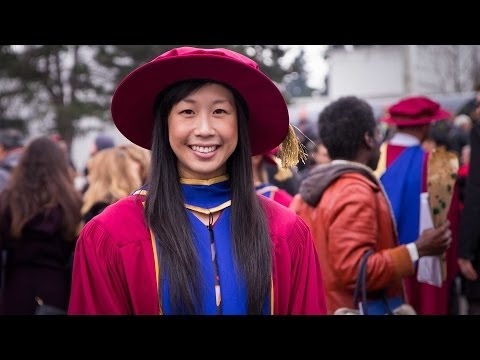 The Graduation Journey of a Ph.D Student