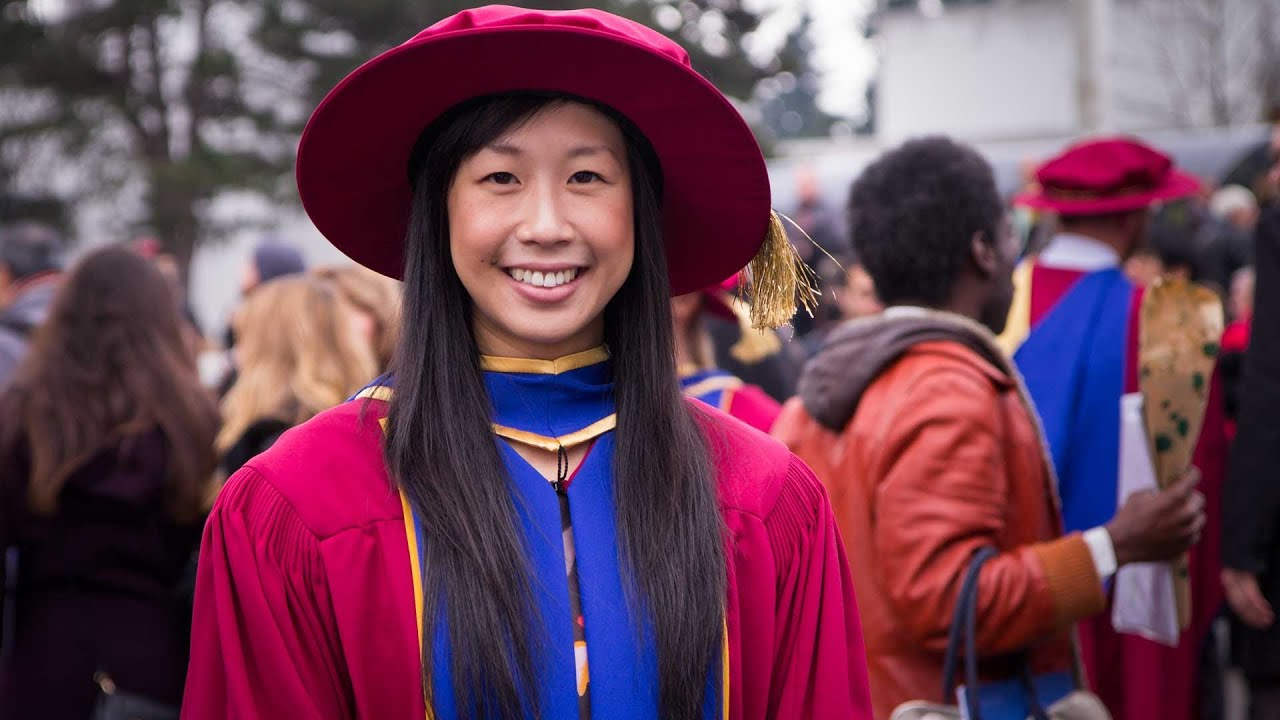The Graduation Journey of a Ph.D Student - YouTube