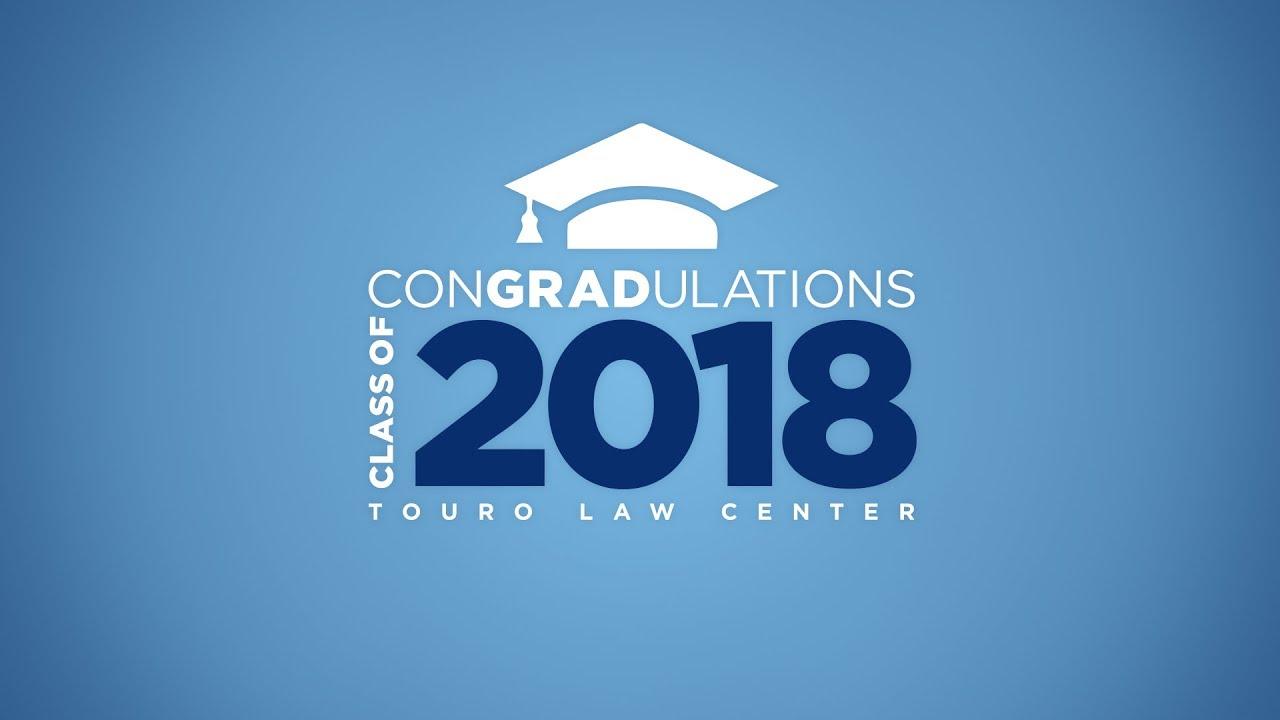 2018 Congratulations To The Graduates Youtube