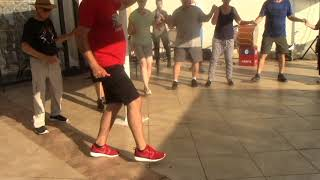 Greece.  Iannis Konstantinou Teaching Berance