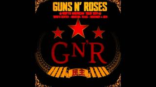 [MP3] Guns N' Roses - Toyota Center, Houston, TX - ''Mr. Brownstone'' (Fragmento de Muestra)