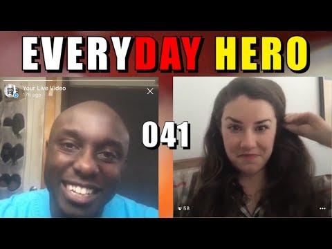 The Traveling Nurse | Chandler | Everyday Hero 041