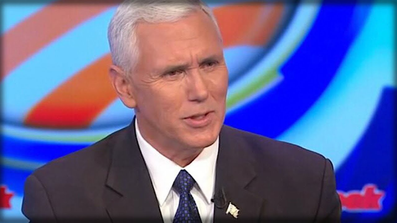 """a review of the interview between mike pence and george stephanopoulos Mike pence refused to say if anti and fails, to defend """"straights only on sunday, indiana governor mike pence joined george stephanopoulos on."""