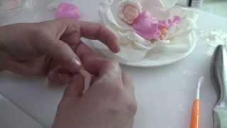 """Торт ко дню рождения девочки (Cake """"Baby"""")"""