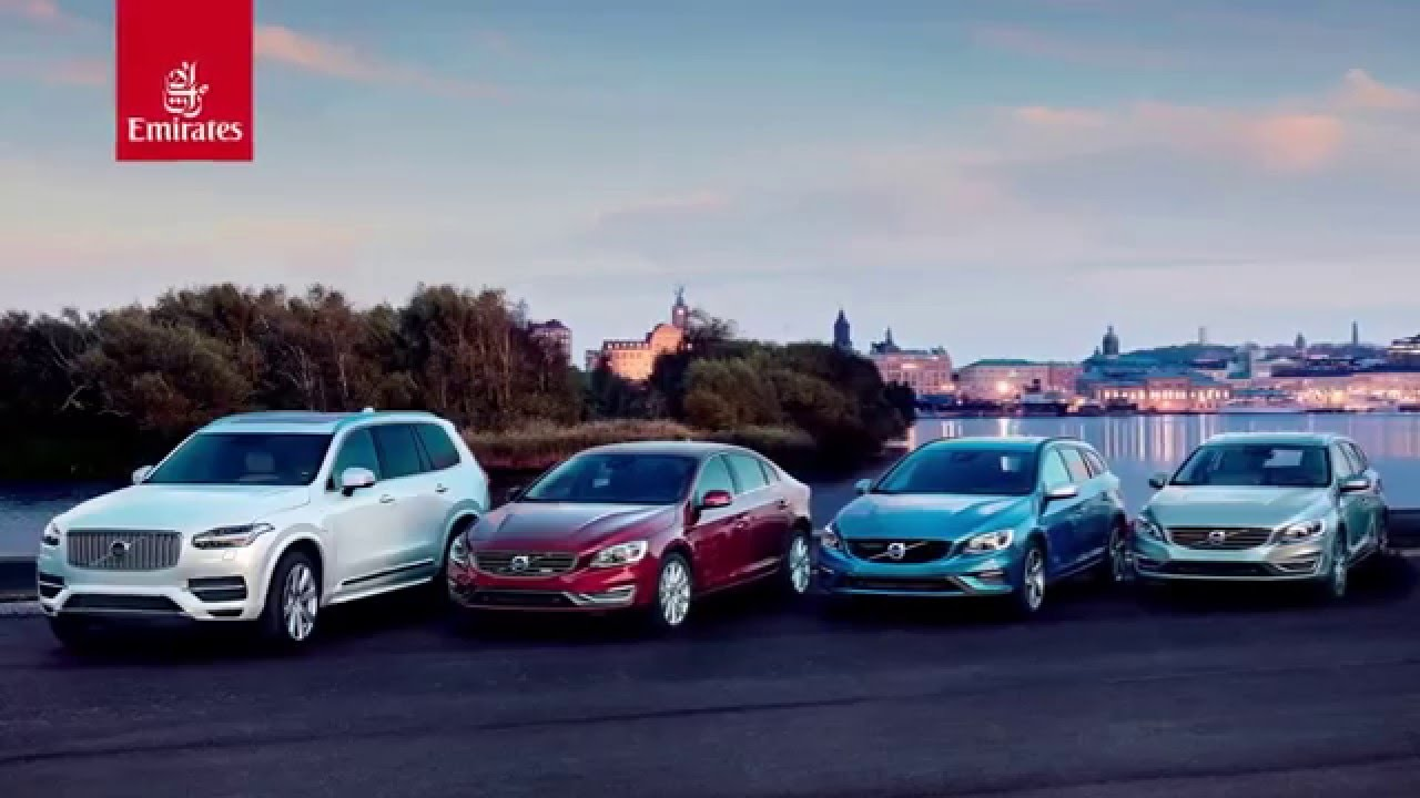 Purchase Any New Volvo And Take Off To Sweden Youtube
