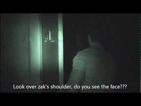 Ghost Adventures At Houghton Mansion Ghost Face Youtube