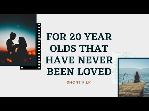 [Short Movie] 아직 사랑받지 못했던 20대에게  / For twenty Year Olds Who Have Never Been Loved