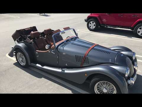 Morgan Plus 4 At Gotland 2019 The Movie