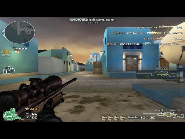 IAZ Playing #1 | CrossFire