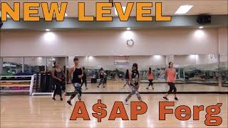 New Level – A$AP Ferg Feat. Future   The Dancing Divas   Cardio Hip-Hop