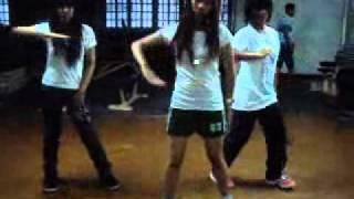 BIGBANGS: 2NE1 - HATE YOU [DANCE PRACTICE]