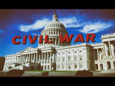 2018: Civil War in DC & War With North Korea