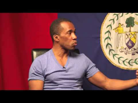 Belize in America interview with Kareem Ferguson