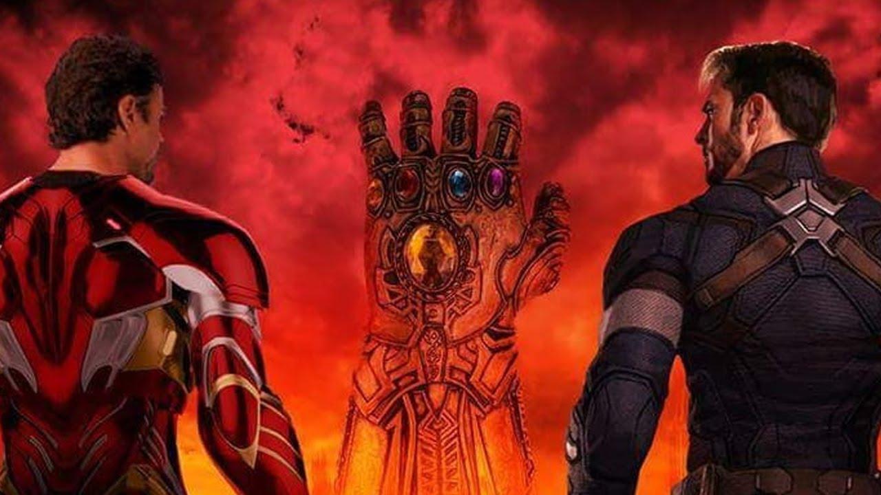 Avengers Endgame Trailer 2