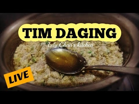 TIM DAGING ala LC (Live Facebook 10 februari 2018)