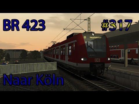 Naar Köln met de BR423 (Soundupdate) - Trainsimulator 2017 #317 |
