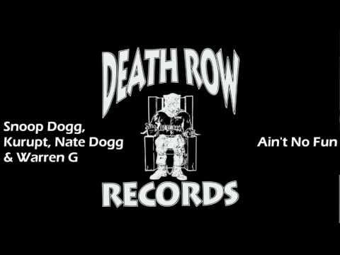 Snoop Dogg - Ain't No Fun (ft. Nate Dogg, Kurupt & Warren G) [HQ]