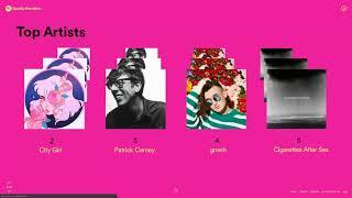 My Spotify Wrapped