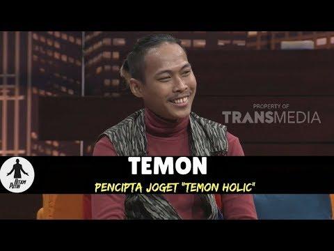 """TEMON HOLIC""  JOGET FENOMENAL | HITAM PUTIH (07/03/18) 1-4"