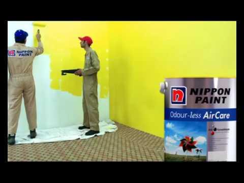Nippon Paints TVC1 Pakistan