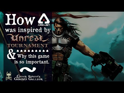 Why Unreal Tournament Is So Important To Me, Gaming, and Armajet!
