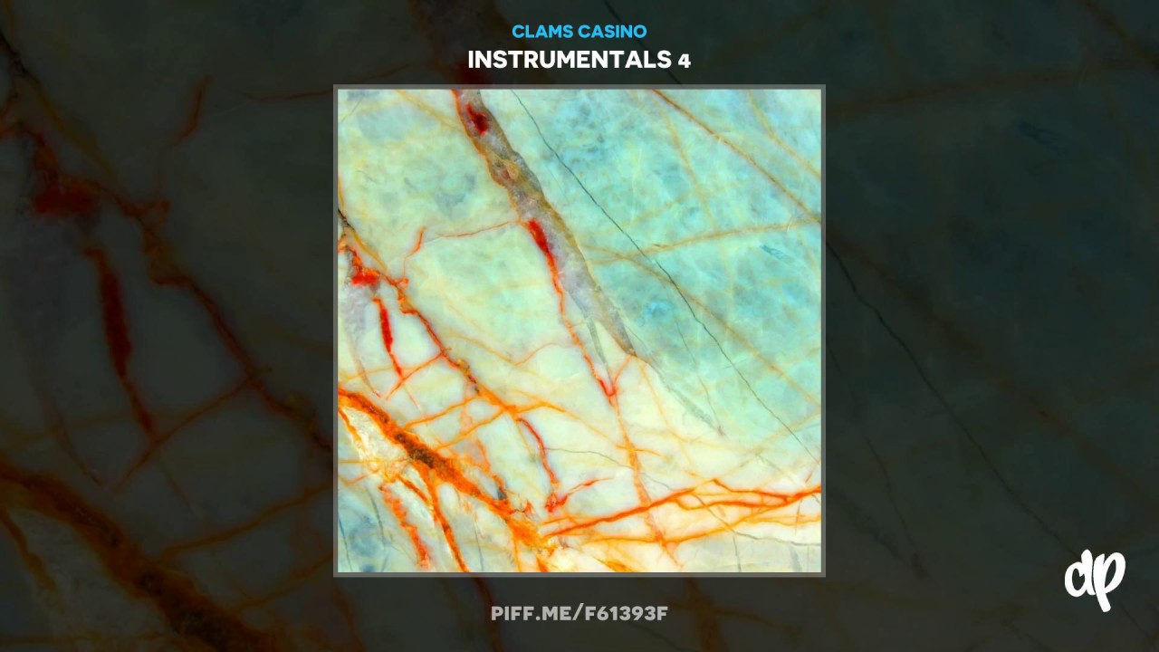 Clams Casino's INSTRUMENTALS 4 Mixtape: