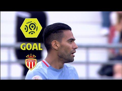 Goal Radamel FALCAO (37') / Dijon FCO - AS Monaco (1-4) / 2017-18