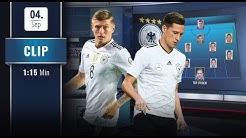 Deutschland - Norwegen: So könnte die DFB-Elf spielen