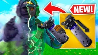 Scaring People with *NEW* Shadow Bombs in Fortnite!