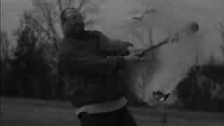 Rawlings Rush Bat vs. a Can of Mountain Dew