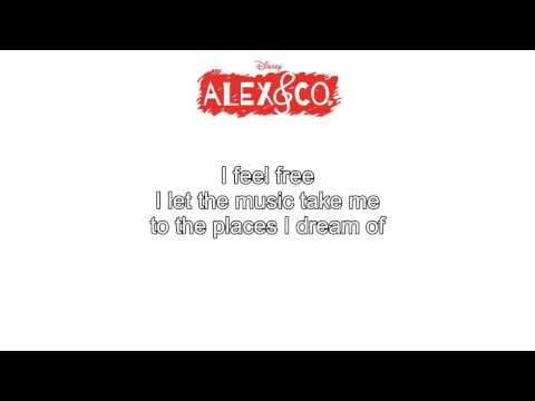 Alex & Co. - Music Speaks Karaoke